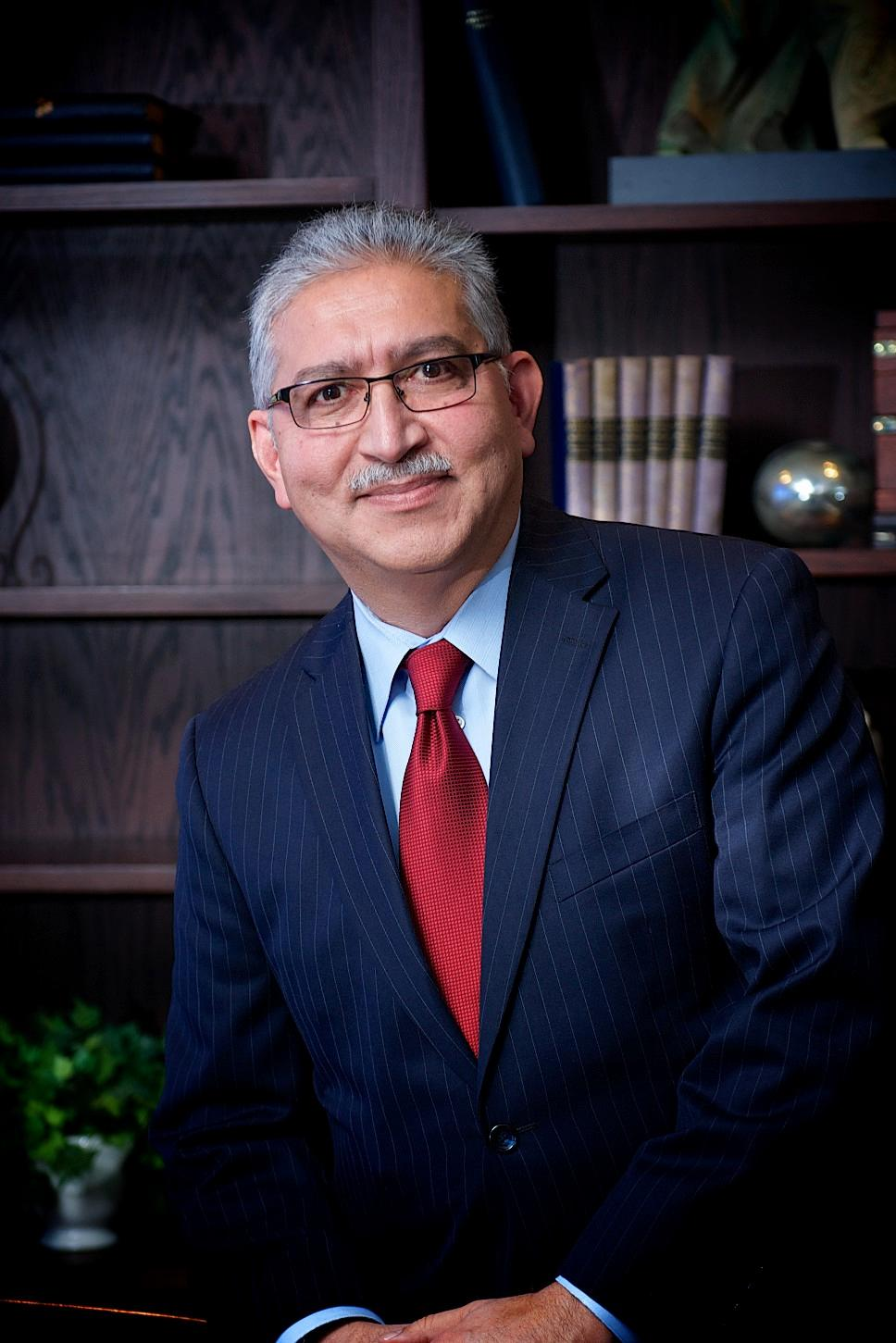 SADRUDDIN PANJWANI  New York Life Senior Partner