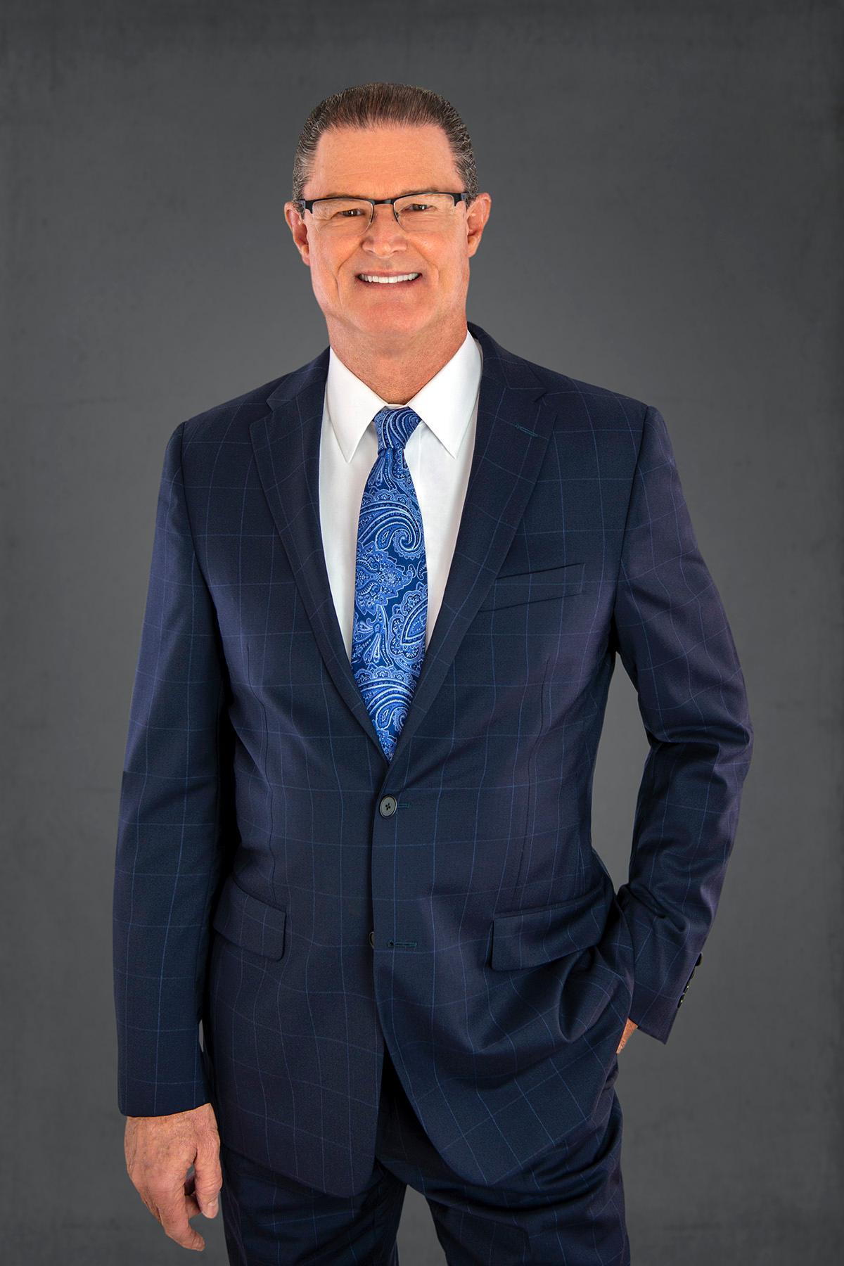 "STEPHEN ""STEVE"" A. GRIFFIN Financial Advisor"