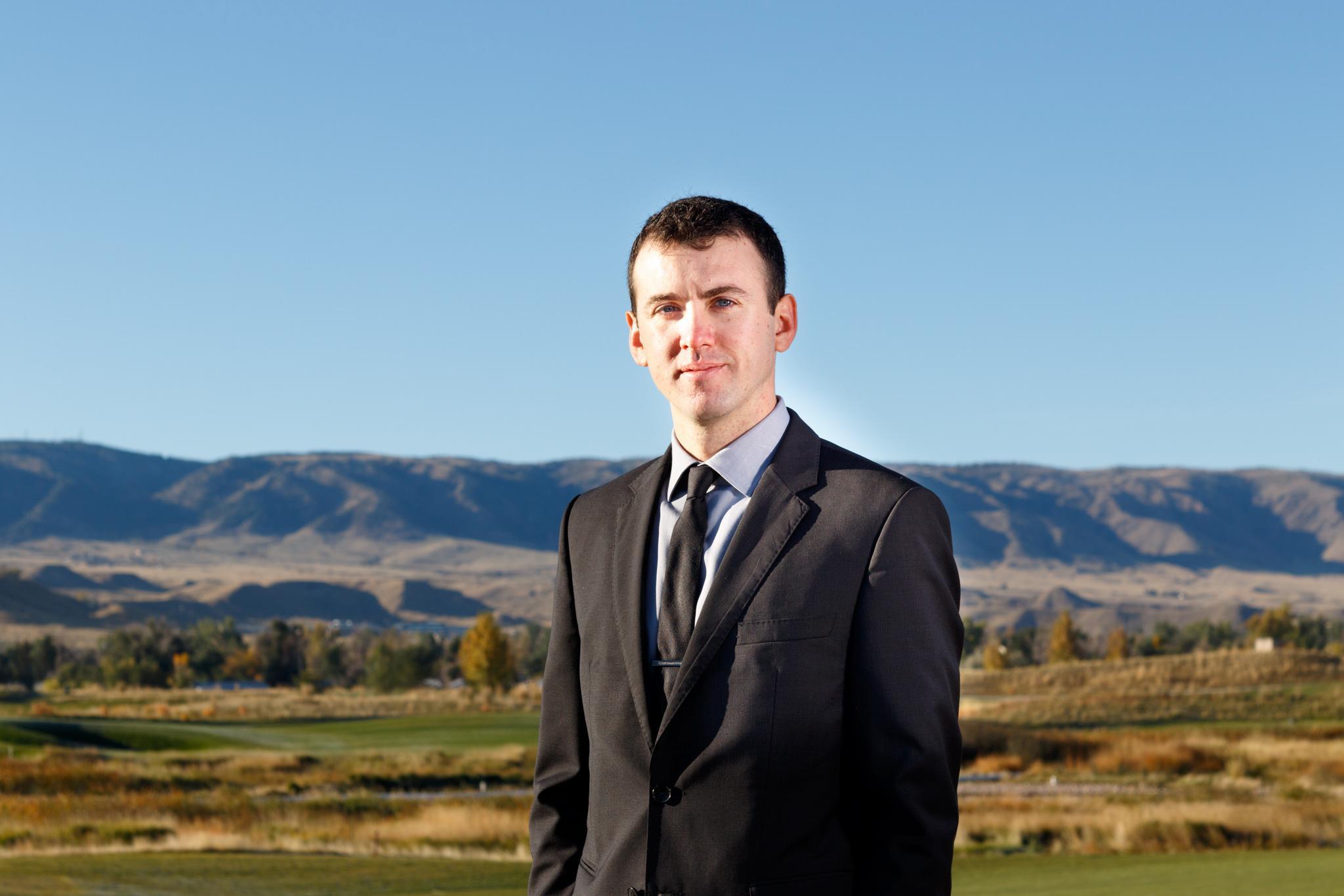 JOHN O. SNYDER  Your Financial Advisor