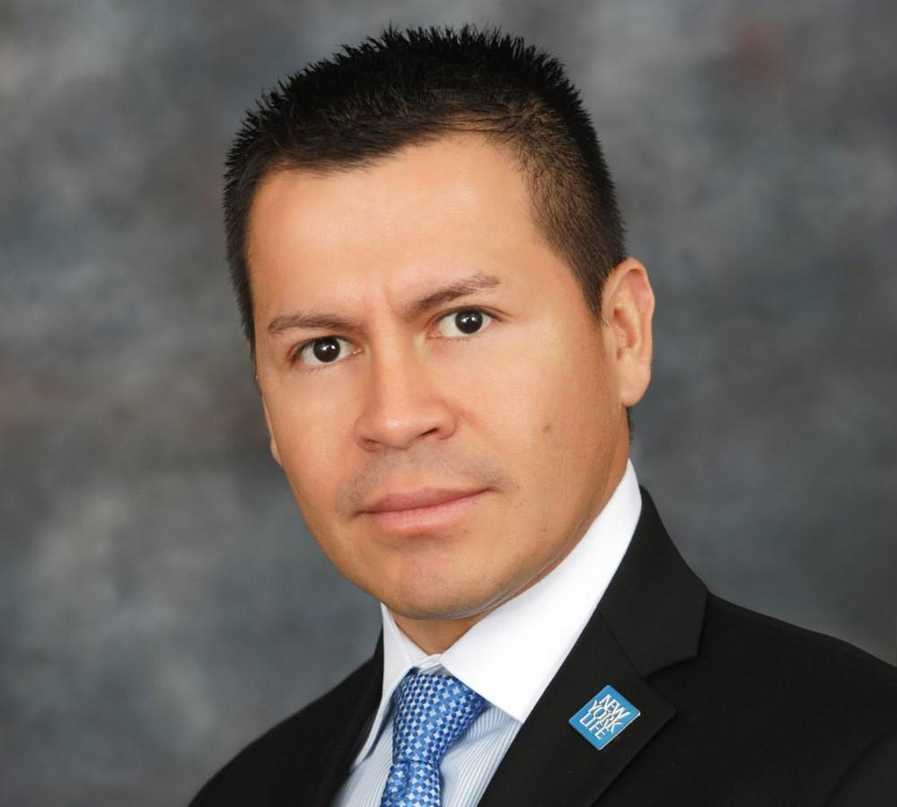 JUAN FLORES SALDANA  Your Registered Representative & Insurance Agent