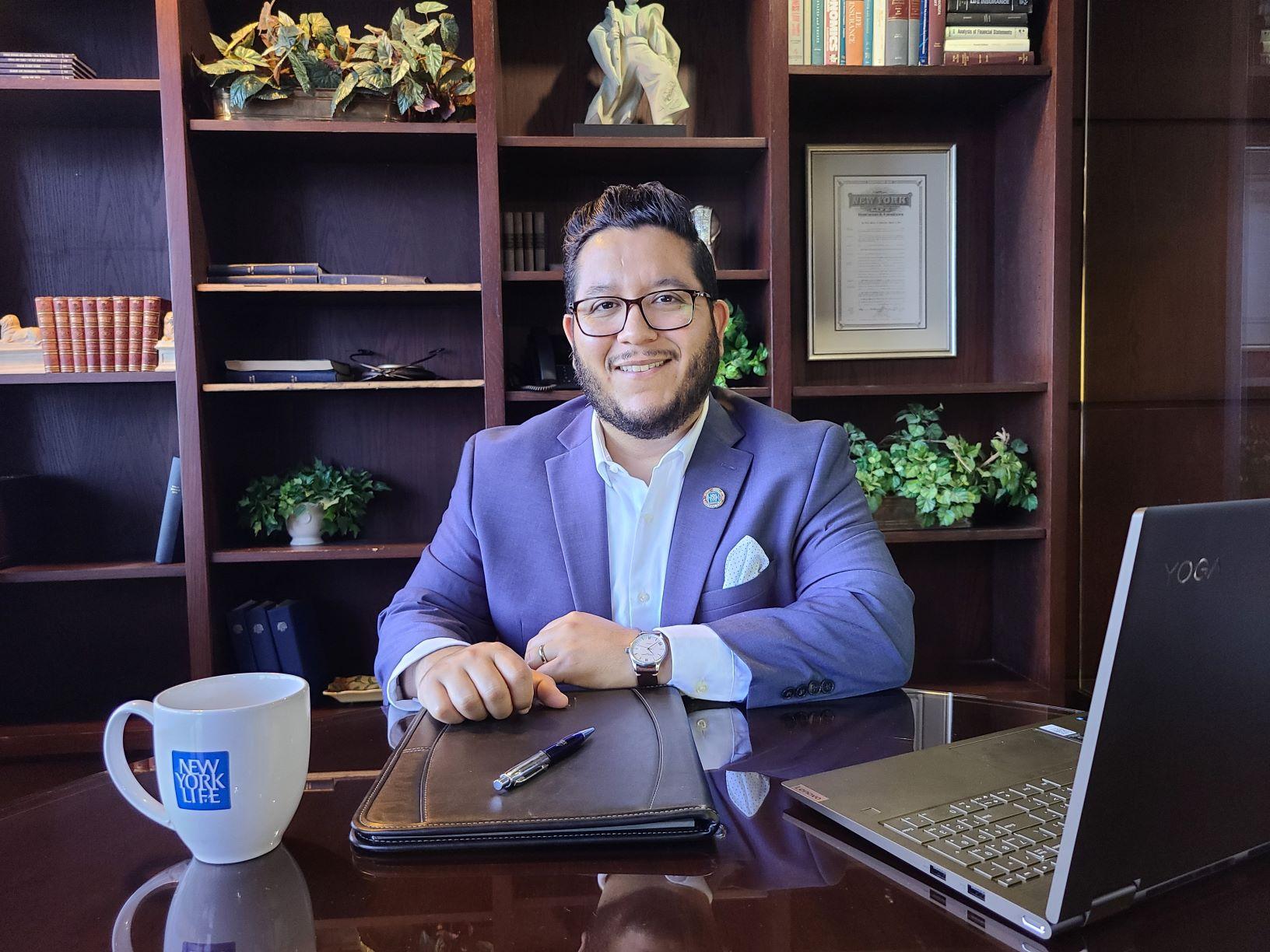 JOEL ALEXANDRO GOMEZ JIMENEZ  Your Registered Representative & Insurance Agent