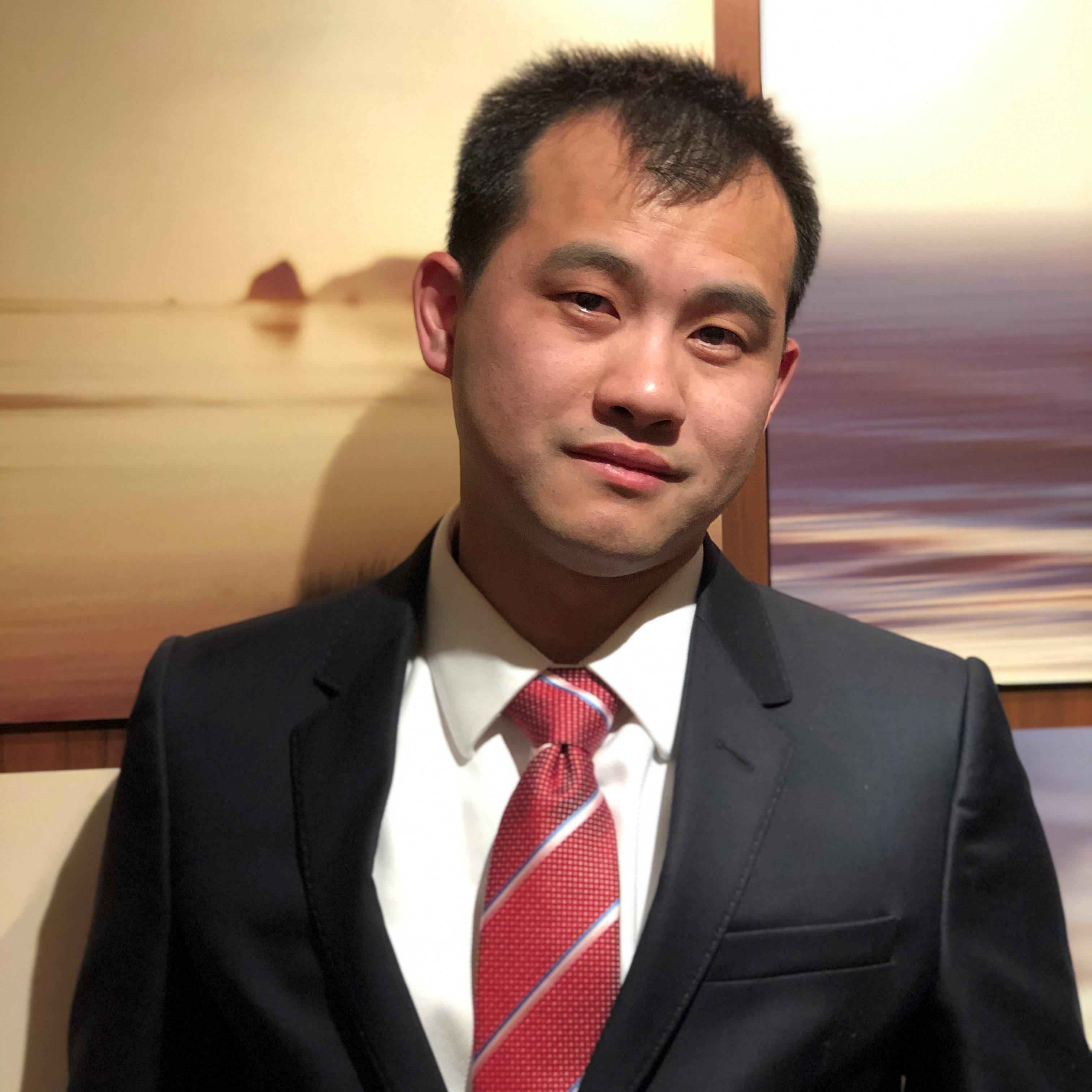 CALVIN YING ZHAO  Your Financial Advisor