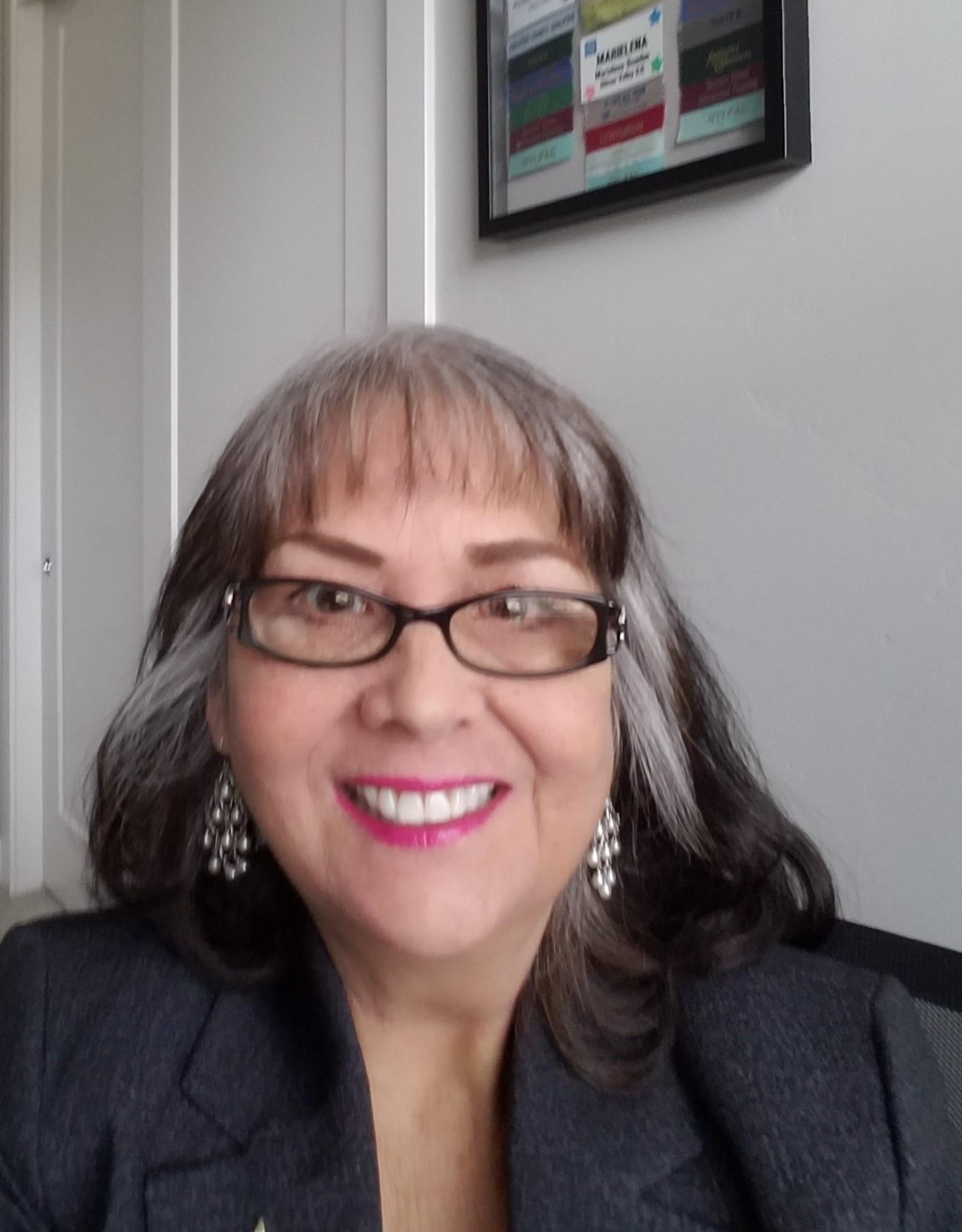 MARIELENA SCANLON  Your Registered Representative & Insurance Agent